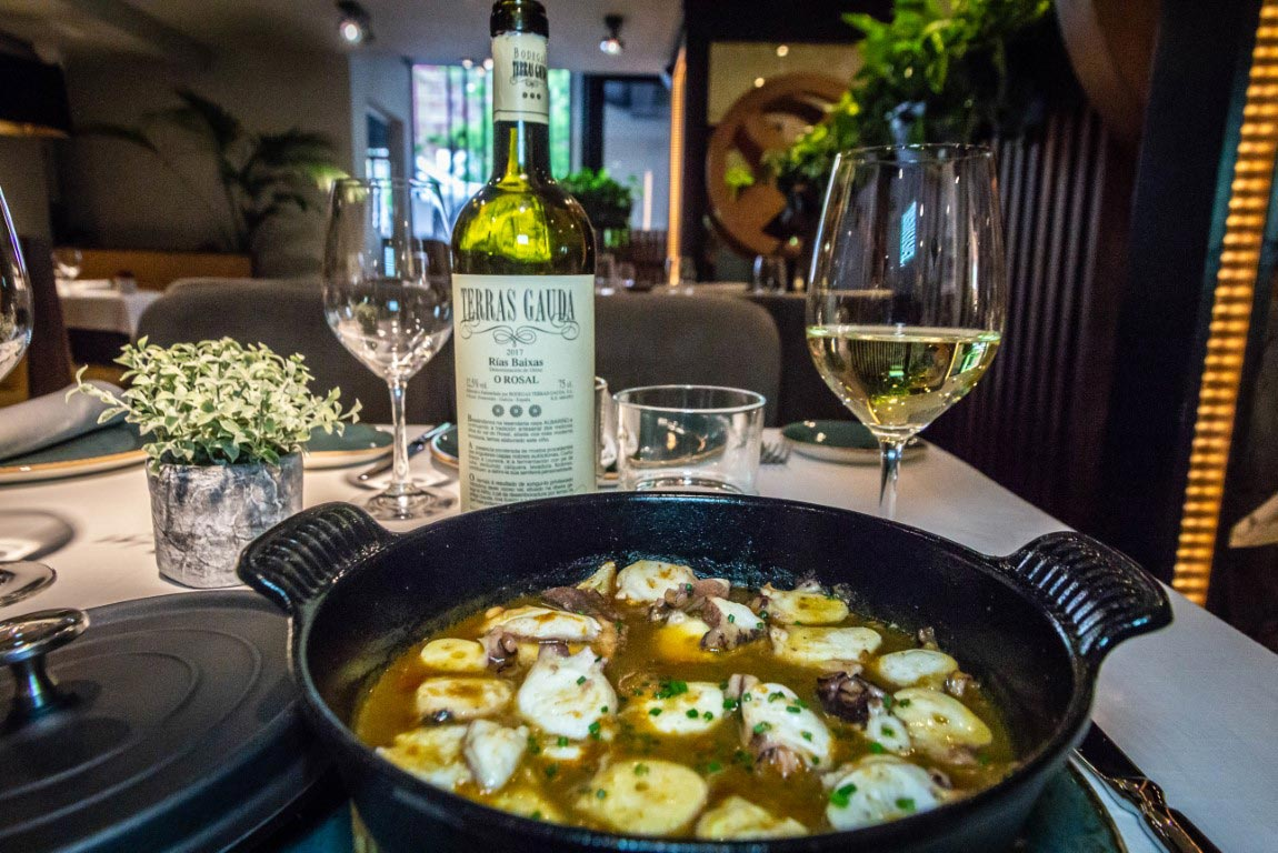 Restaurante asturiano en madrid la madre a cocina for Cocina asturiana
