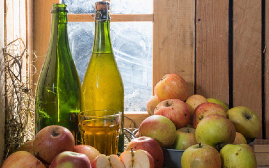 Beneficios de la sidra para la salud