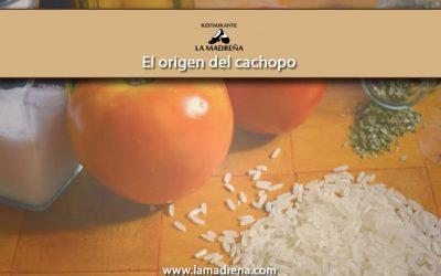 El origen del cachopo