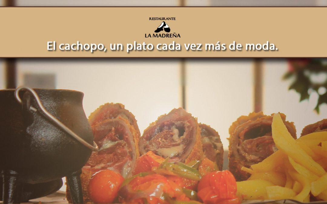 El cachopo, un plato cada vez más de moda