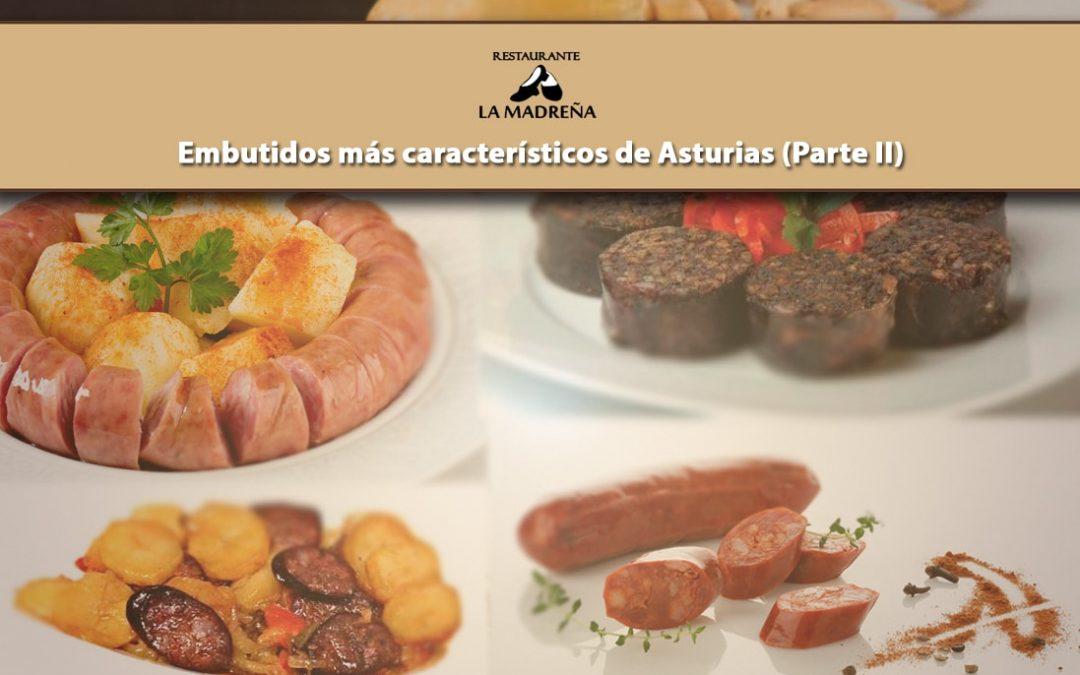 Embutidos más característicos de Asturias (Parte II)