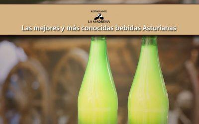 Cuáles son las mejores y más conocidas bebidas asturianas