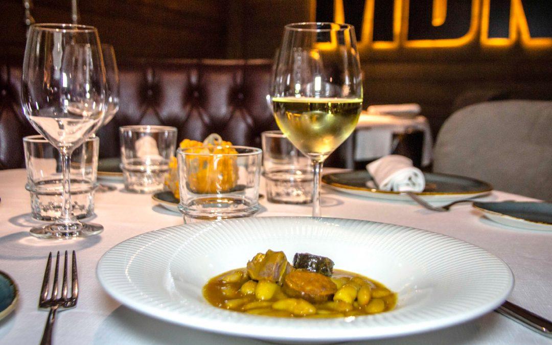 Descubre la comida tradicional asturiana