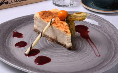 La mejor tarta de queso de Madrid