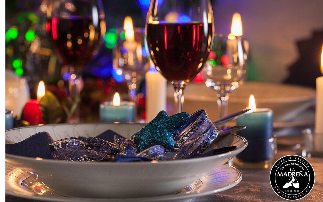 Maridaje perfecto para tus menús de Navidad