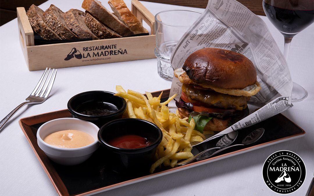 El discreto encanto de nuestras hamburguesas